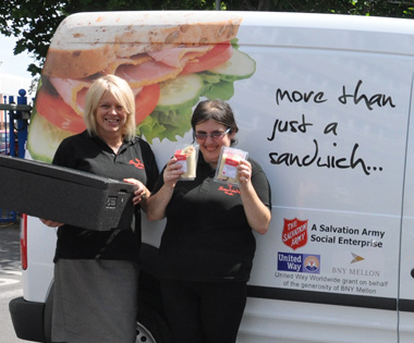 office sandwich delivery swindon